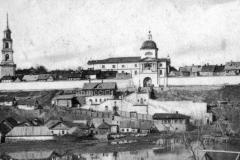 Знаменский-монастырь-Елец-фото-конец-19-века.