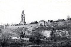 Колокольня-и-стена-Женского-монастыря