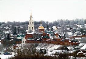 Елецкий Знаменский монастырь (2010 г.)