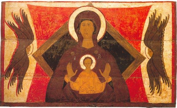 Икона Божьей Матери «Знамение»